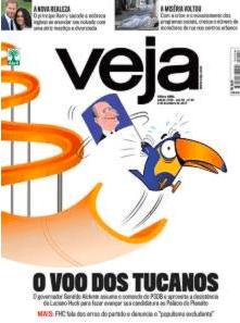 Confira as capas das principais revistas do país