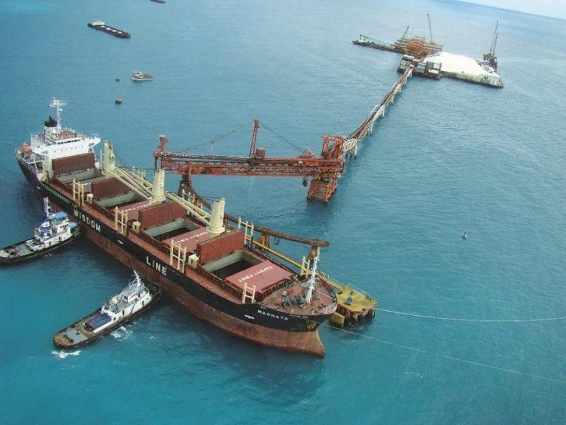 CODERN emite nota e diz que está concentrando esforços para liberação do Terminal Salineiro