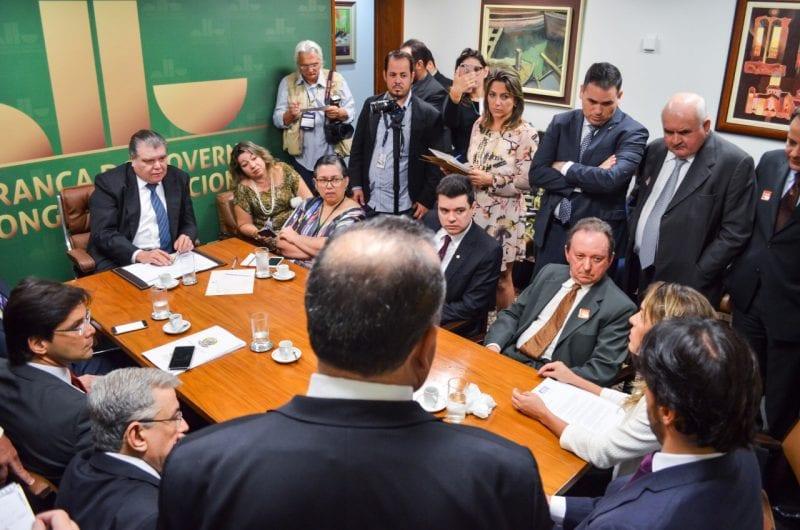 Bancada do RN pede apoio de Ministro do Meio Ambiente para publicação de Decreto do Sal