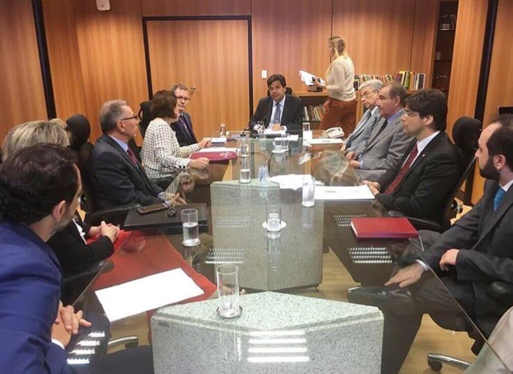 Parlamentares do RN solicitam a Ministro da Educação liberação de recursos para UFRN
