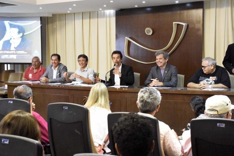 Reforma da Previdência é debatida em audiência na Assembleia Legislativa