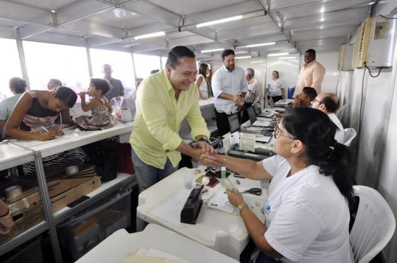 """""""Assembleia e Você"""" faz mais de 4 mil atendimentos à população de Macau"""