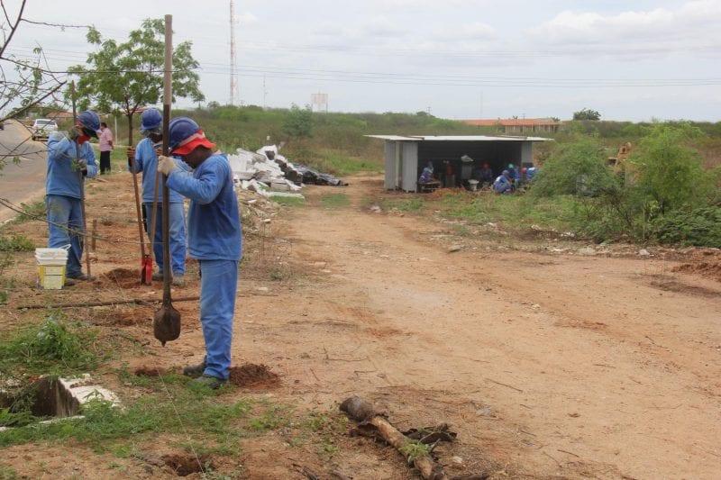 Começam as obras de construção do Hospital Regional da Mulher, em Mossoró