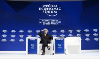 """Davos: """"Todos querem investir no Brasil"""", diz Temer"""