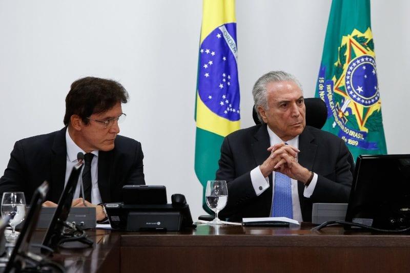Em reunião com Temer, governador e bancada conseguem aporte de R$ 420 milhões para Saúde e Segurança