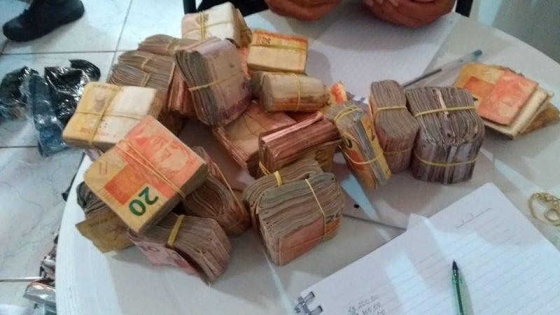Ação do MPRN combate lavagem de dinheiro proveniente do tráfico de drogas