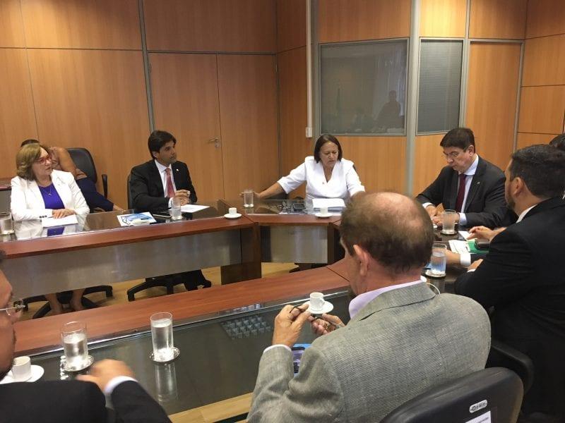 Bancada federal cobra de Secretário Executivo do MDS a não exclusão do RN em Convênio de implantação de cisternas no semiárido