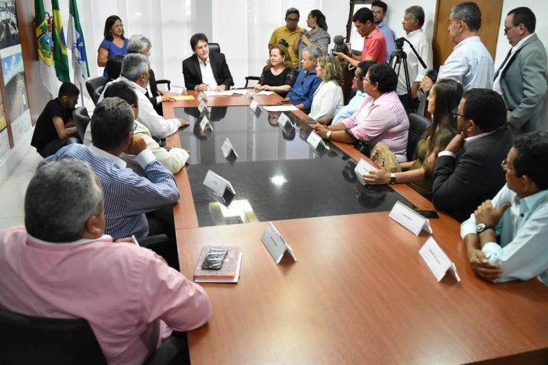 Governador autoriza municipalização do trânsito de Ceará-Mirim