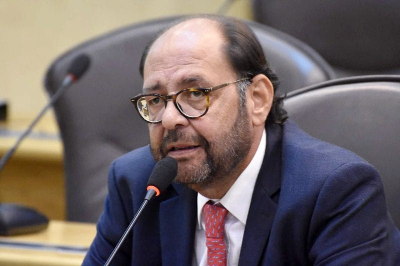 Ex-deputado Manoel Torres recebe homenagem póstuma da Assembleia Legislativa
