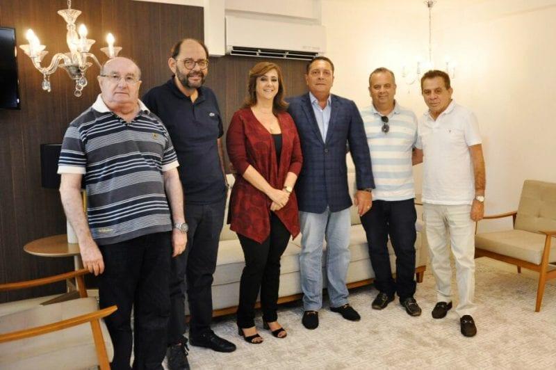 Executiva Estatual do PSDB se reúne para discutir fortalecimento do partido