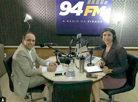 Vice-governador Fábio Dantas responde a José Agripino e Garibaldi Alves: não precisa de pesquisa para apoio político