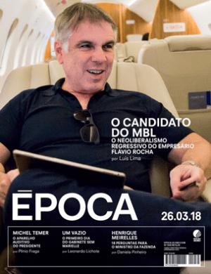 Manchetes das principais revistas brasileiras
