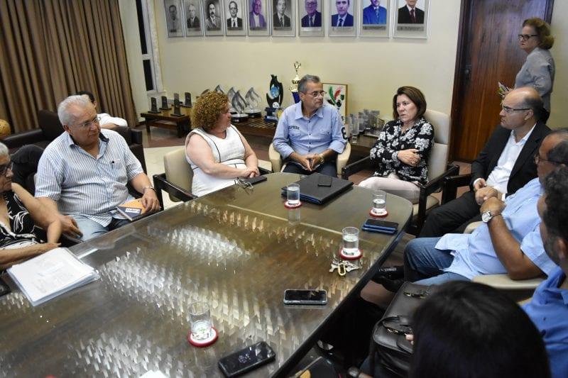 Governo do Estado e UFRN preparam parcerias na área de saúde
