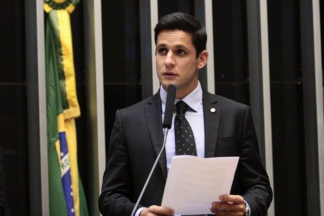 Deputado Rafael Motta foi o parlamentar com mais emendas para a segurança