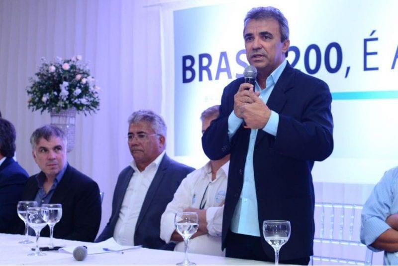 """""""O melhor julgamento diante tantos problemas será o das urnas"""", do empresário Jorge do Rosário sobre os políticos que estão no poder"""
