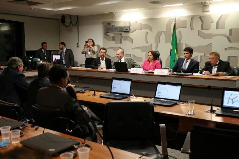Senadora Fátima lamenta adiamento da conclusão do São Francisco