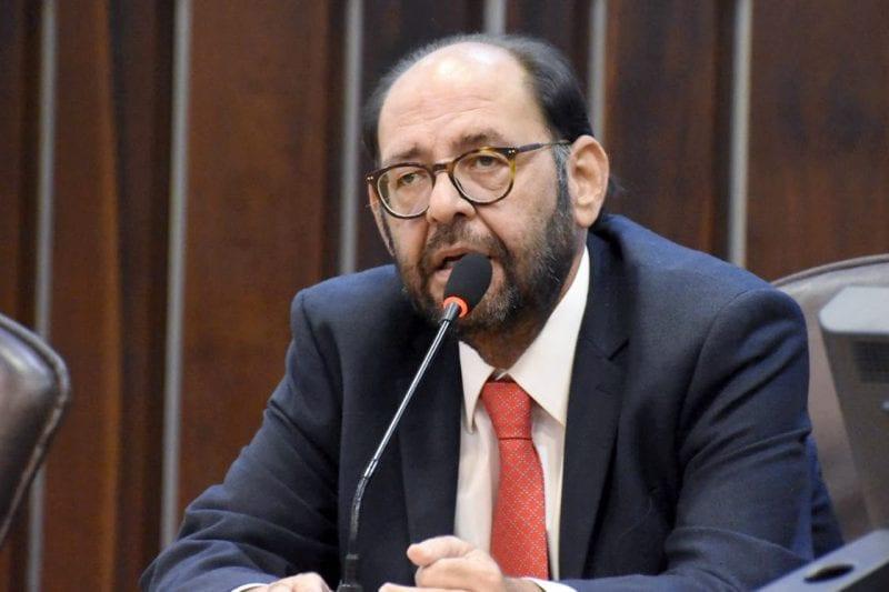Deputado Gustavo Carvalho requer ações de combate à seca no interior