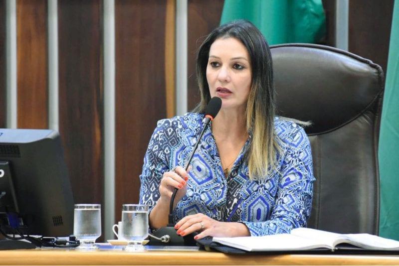 Cristiane Dantas repudia caso de feminicídio ocorrido na Zona Norte