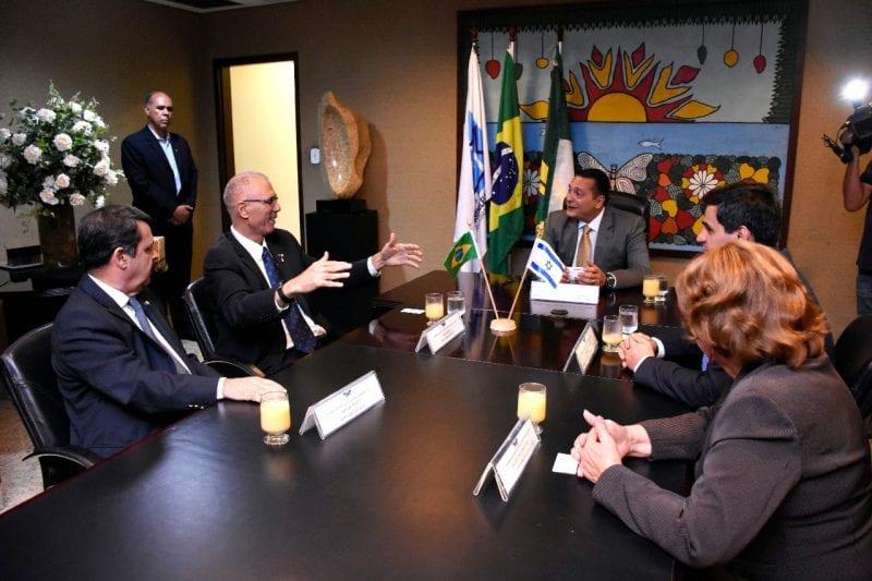 Embaixador de Israel no Brasil é homenageado na Assembleia Legislativa