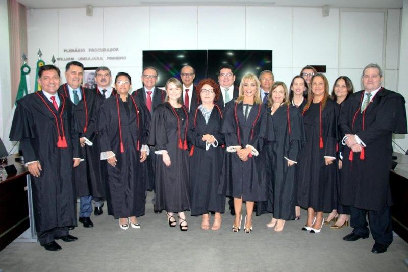 Novos procuradores de Justiça do RN são empossados