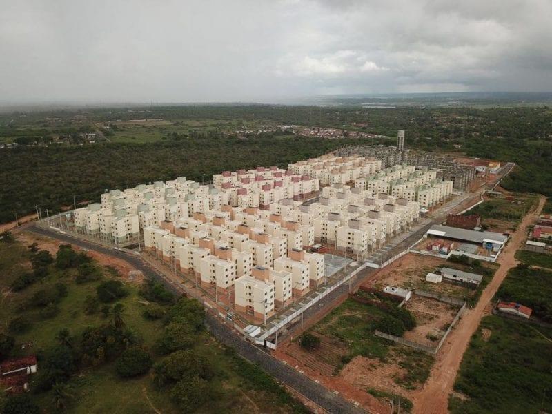 Prefeitura entregará mais 224 apartamentos no condomínio Village de Prata nesta sexta-feira