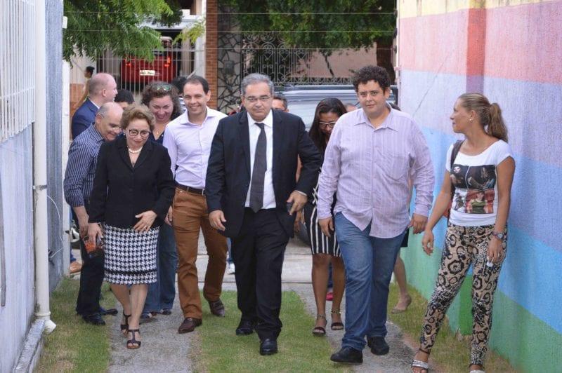 Prefeito Álvaro Dias dá posse a novos conselheiros do Comdica