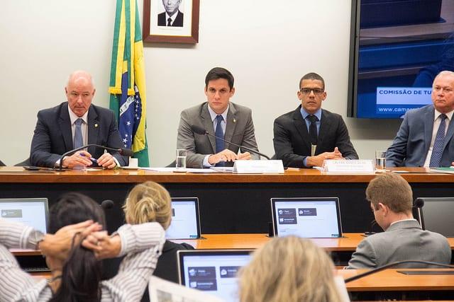 Deputado Rafael Motta é eleito presidente da Comissão de Turismo da Câmara dos Deputados