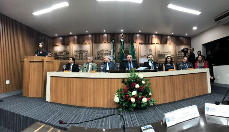 Câmara promove sessão em homenagem ao Dia do Jornalista