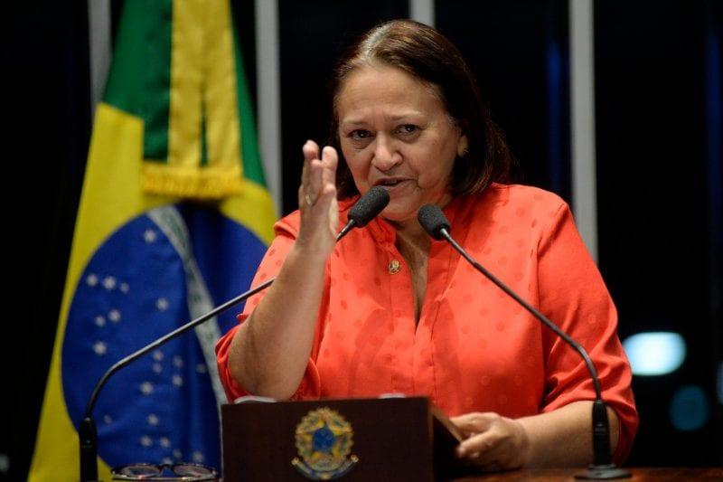 Fátima reafirma que Lula é o candidato do PT nas eleições presidenciais de 2018