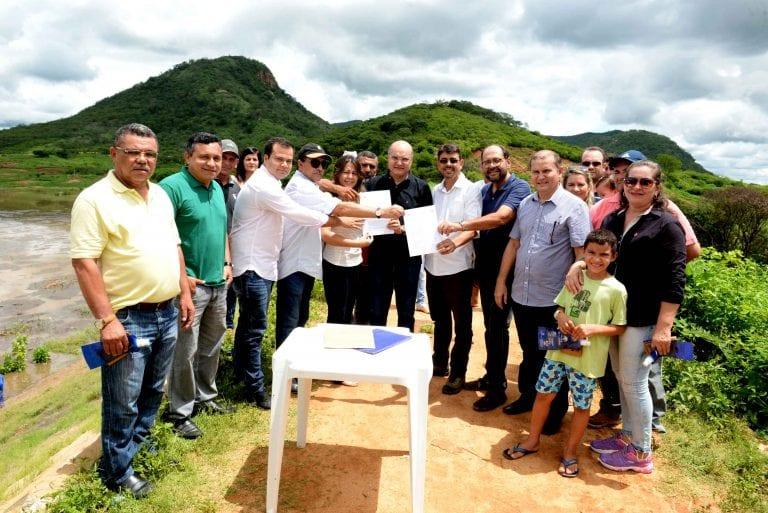 Governo do RN inicia recuperação de barragens