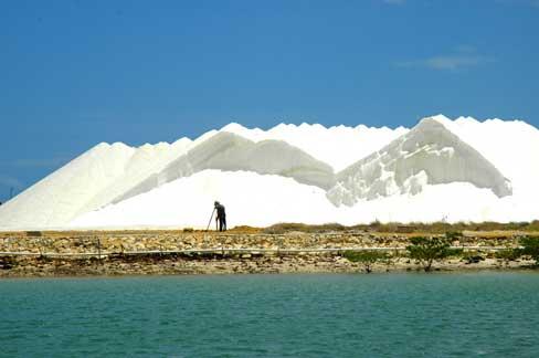 Ministro do Meio Ambiente garante publicação do decreto do sal