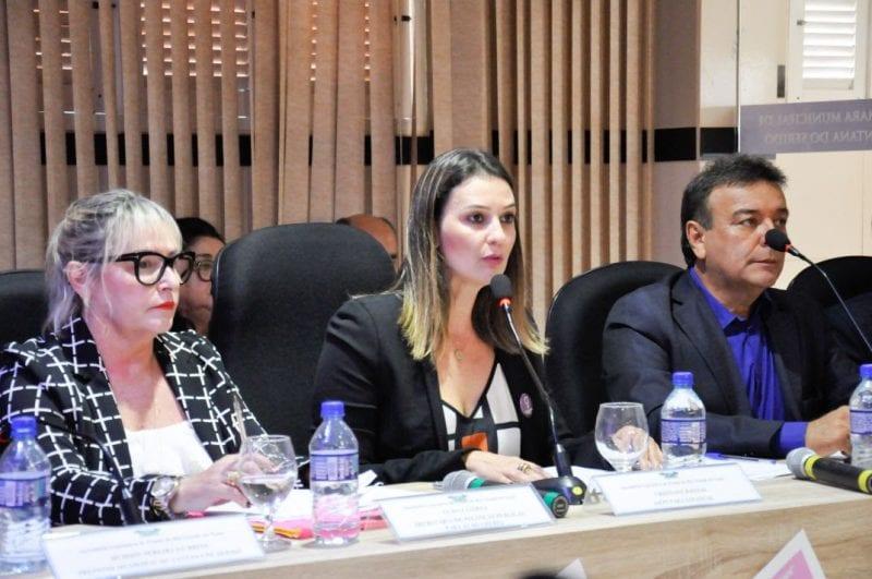No Seridó, Assembleia debate violência contra a mulher e propõe ações de combate
