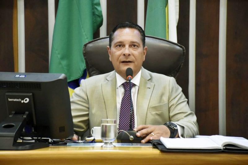 Deputado Ezequiel Ferreira é eleito para o biênio 2021-2022
