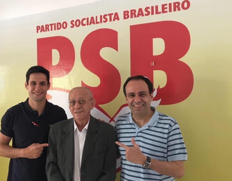 Vereador  Franklin Capistrano confirma intenção de disputar mandato de deputado estadual