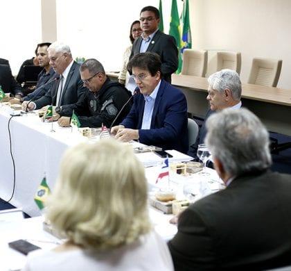 RN sedia reunião do Conselho Nacional de secretários de Justiça e Cidadania