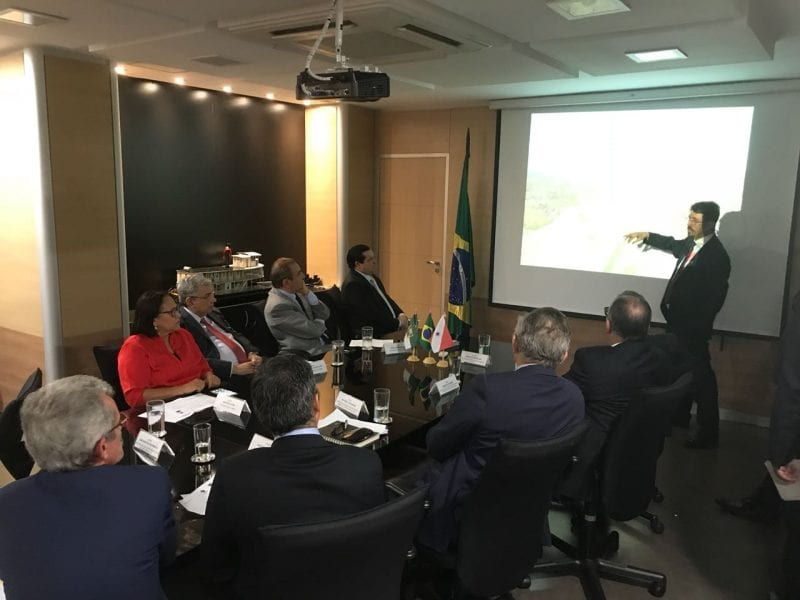 Governo e bancada do RN pedirão ao Ministério do Planejamento recursos para concluir Barragem de Oiticica