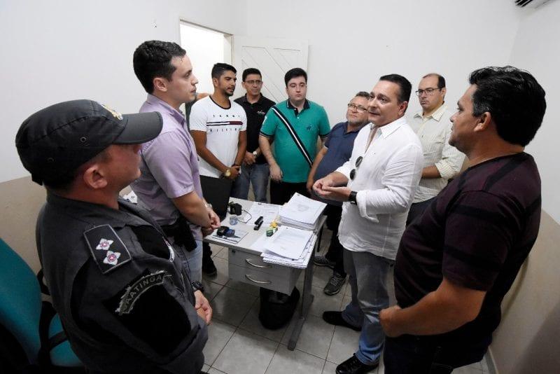Em Touros, Ezequiel Ferreira visita ações de seu mandato na região do Mato Grande