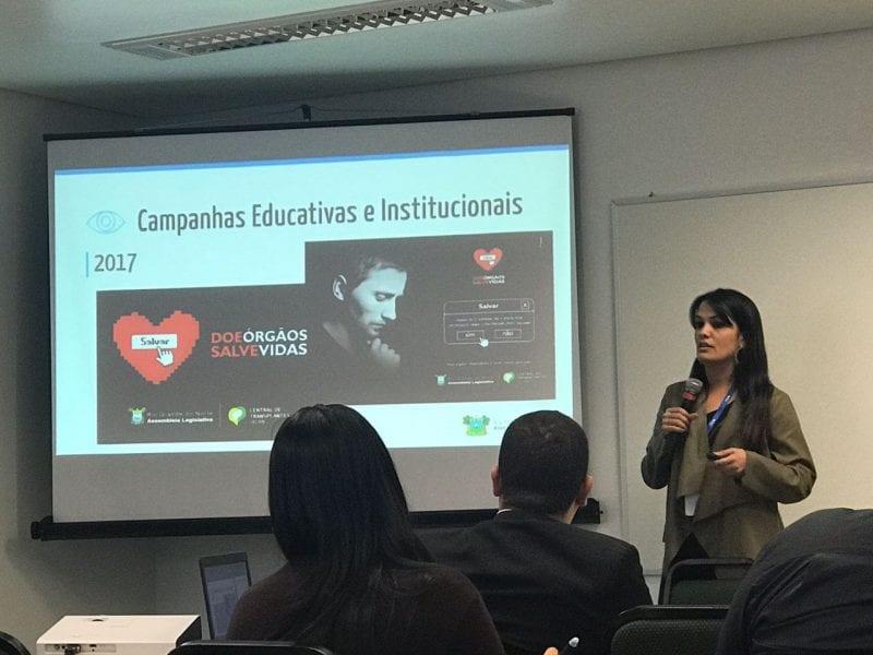Campanhas educacionais e institucionais da Assembleia são destaques na Unale 2018