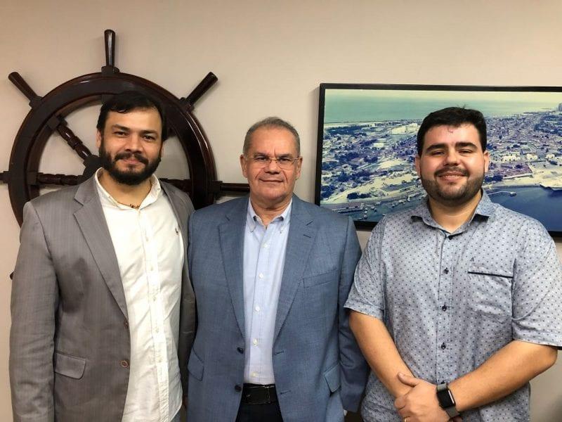 Fernando Dinoá é o novo presidente da Companhia Docas do RN