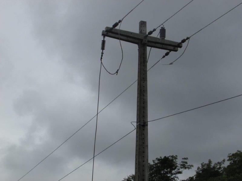 Roubo de cabos da rede elétrica deixaram praias do Litoral Norte 320 horas sem energia nos últimos 12 meses