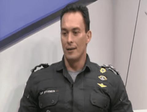 Capitão Styvenson se recusa a conversar com Carlos Eduardo sobre sucessão 2018