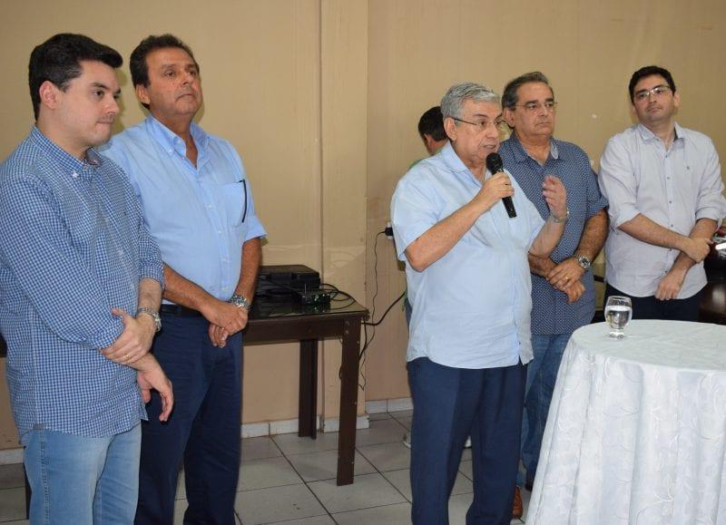 MDB promove encontro em Caicó com a presença de Garibaldi, Walter e Carlos Eduardo