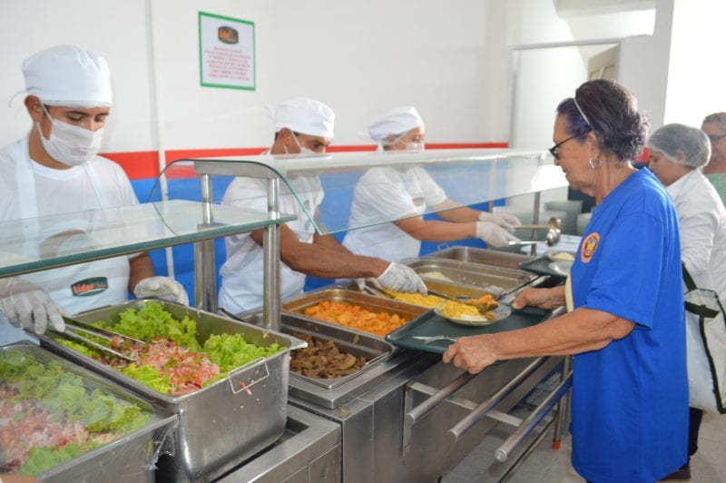 Governo entrega hoje 41º unidade do Restaurante Popular em Goianinha