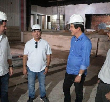 Governo antecipa entrega da reforma do teatro Lauro Monte Filho