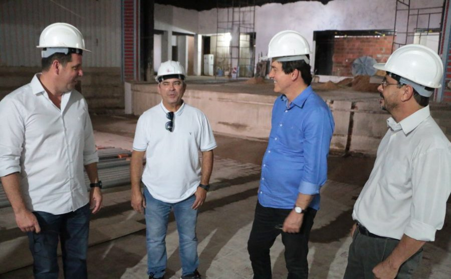 Vistoria obras do Teatro Lauro Monte Filho em Mossoró_Ivanizio Ramos (2)