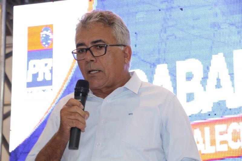 Tião Couto anuncia desistência da disputa do cargo de deputado federal
