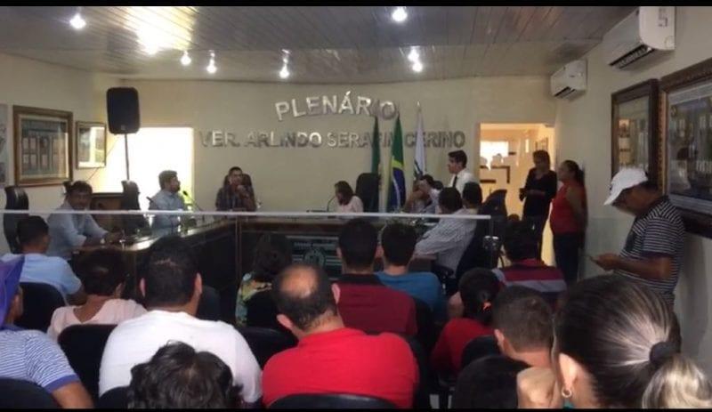 Ordem judicial é descumprida em Passa e Fica no Agreste Potiguar e cidade fica sem prefeito constitucional