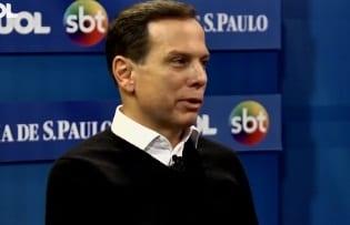 DEM usa convenção para apoiar reeleição de Covas e exaltar Doria presidente