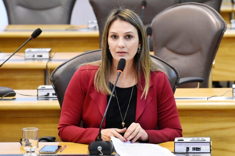 Deputada Cristiane Dantas defende tabelamento do preço do gás de cozinha no RN