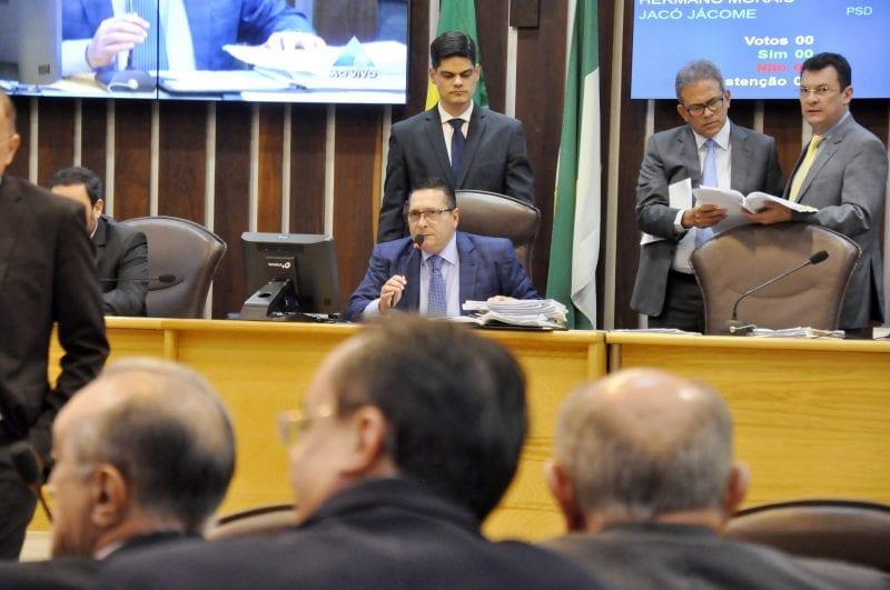Deputados mantêm vetos do Poder Executivo e derrubam negativa a fundo estadual